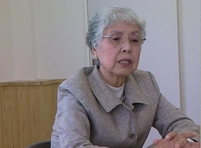 清岡美智子 – Michiko Kiyo-oka